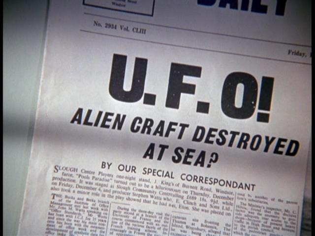UFO: Destruction