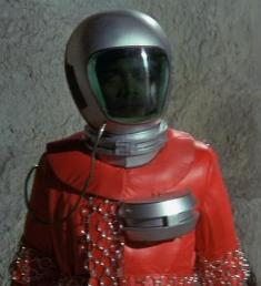 Type 1 alien spacesuit